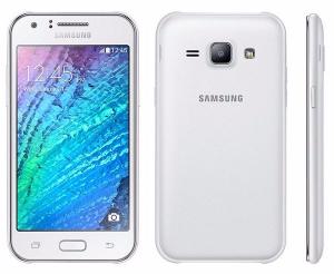 Samsung J1 ACE (2016) 4G Double Sim (J111 FD) White