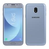 Téléphone Portable Samsung Galaxy J3 Pro / 4G / Bleu + 3 Mois IPTV Offert
