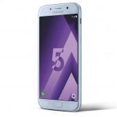 Téléphone Portable Samsung Galaxy A5 2017 / 4G / Bleu + 1 Mois IPTV Offert
