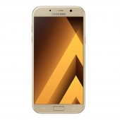 Téléphone Portable Samsung Galaxy A7 2017 / 4G / Gold + 1 Mois IPTV Offert