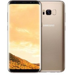 T?l?phone Portable Samsung Galaxy S8 Plus / Gold
