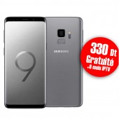 Smartphone SAMSUNG Galaxy S9 Titanium Grey + Gratuit? 330 Dt