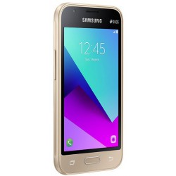T?l?phone Portable Samsung Galaxy J1 Mini Prime / 3G / Double SIM / Gold + SIM Offerte