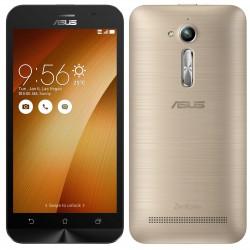 T?l?phone Portable Asus ZenFone Go / 4G / Double SIM / Gold  + SIM Offerte
