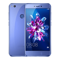Téléphone Portable Huawei GR3 2017 / 4G / Double SIM / Bleu