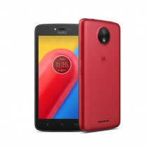 Smartphone MOTOROLA Moto C 4G - Rouge