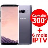 SAMSUNG Smartphone Galaxy S8 4G Double Sim (G950FD)
